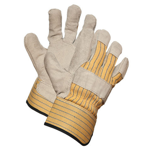 Split Leather Palm Glove, Standard Grade O/S