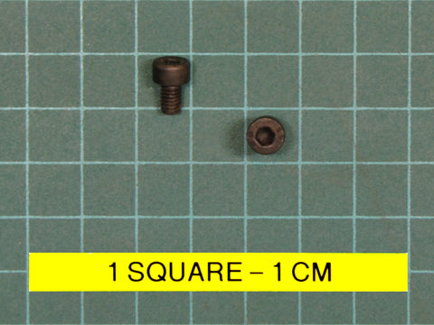 Screw, M4x6, MUL20