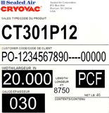 CRYOVAC™ CT301 Series Ultra High Yield Shrink Film