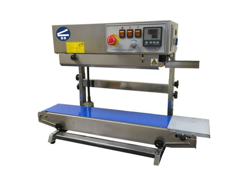 Band Sealer, Right Feed, Vertical