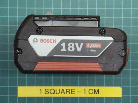 BOSCH™ 18V, 4.0 Ah Li-Ion Battery, ZP93/97