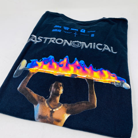 Travis Scott Astro Rage Tee
