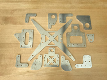 Full Set Aluminium Parts for TEVO Tarantula