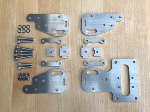 Aluminium Tensioners for X and Y Axis for TEVO Tarantula