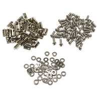 M4 Fastener set: Screws, T-Nuts and Washers