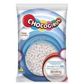 White Chocolate Buttons 300g (0.66 Lb)