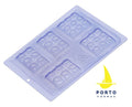 Image of Bubble Tablet Chocolate Mold