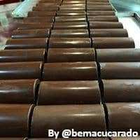 Image of Cylinder Chocolate Mold - ViaCheff.com