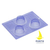 Mini Sweet Swimming Pool Chocolate Mold
