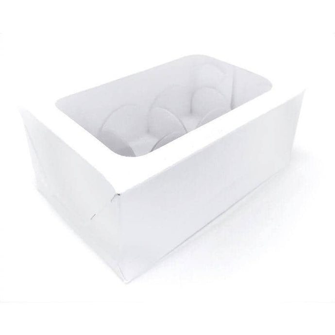 Mini Dessert Box (5 count) - White