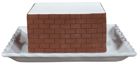 Image of Bricks Silicone Onlay
