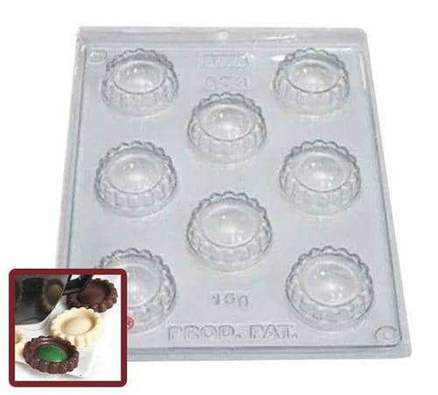 Image of Cookies Chocolate Mold