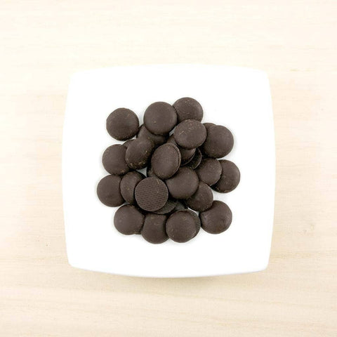 Premium Milk and Dark Blend  Chocolate Coating - Melting Wafers 1.01kg (2.23 lb)