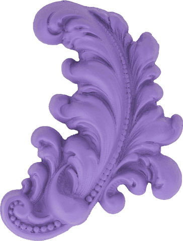 Image of Feather Crest Mold