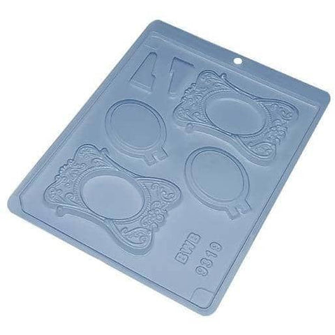 Medium Picture Frame Chocolate Mold