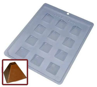 Pyramid Bonbon Chocolate Mold