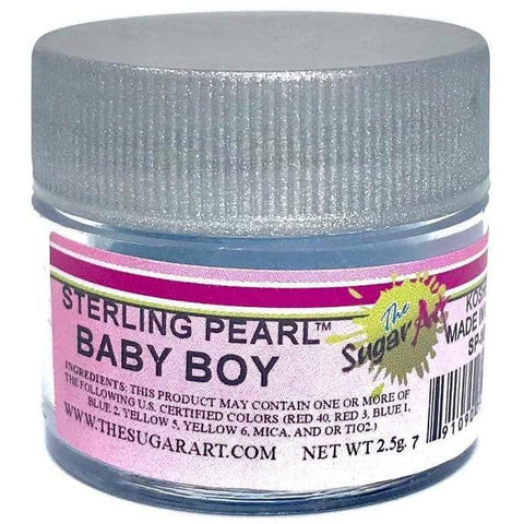Image of Baby Boy Pearl Dust (2.5g Jar) - ViaCheff.com