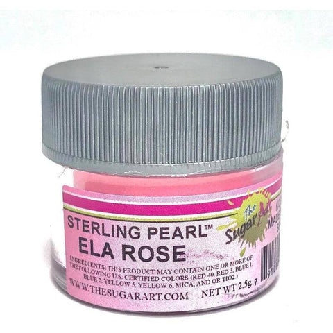 Image of Ela Rose Pearl Dust (2.5g Jar) - ViaCheff.com