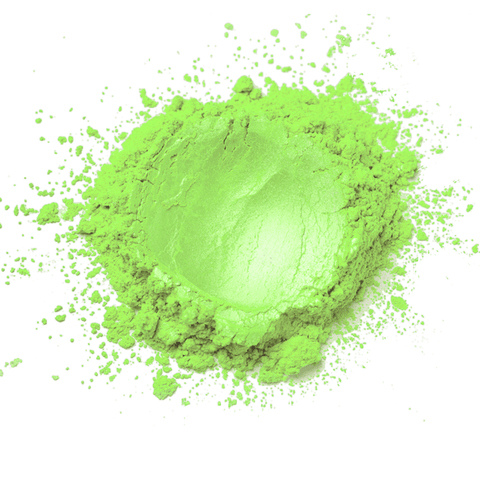 Image of Soft Green Pearl Dust (2.5g Jar)