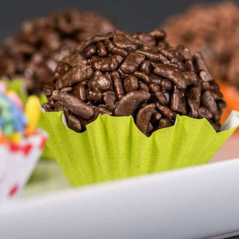 Soft Chocolate Flavored Flakes 500G (1.10 lb) - ViaCheff.com