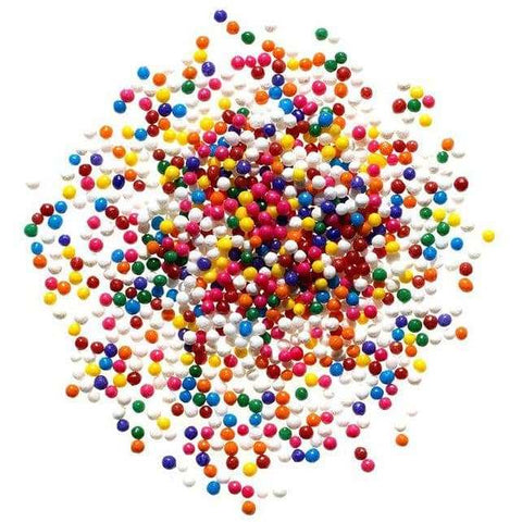 Image of Rainbow Nonpareils 2.0Lb Jar (907g)