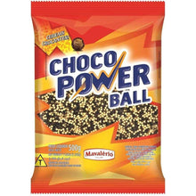 Mavalério Crispy Covered With White/Milk Chocolate Coating Choco Power Ball Micro 3mm 500g (1.10 lb)