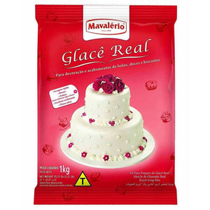 Royal Icing Mix 1Kg(2.21Lb) - ViaCheff.com