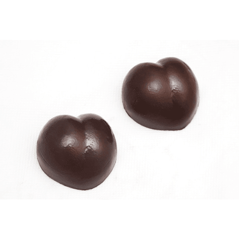 Image of Peach Chocolate Mold