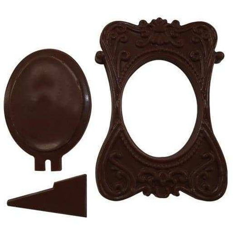 Image of Large Picture Frame Chocolate Mold - ViaCheff.com