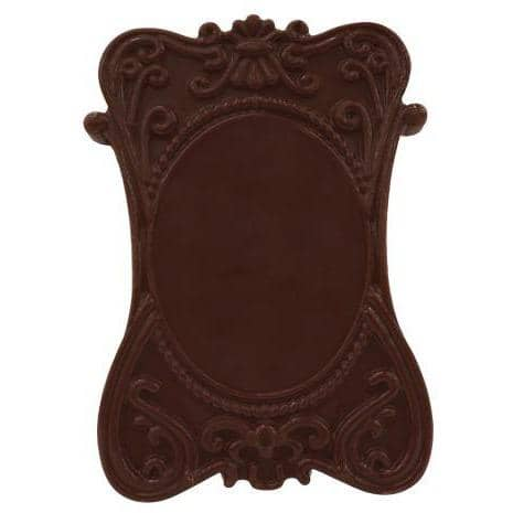 Large Picture Frame Chocolate Mold - ViaCheff.com