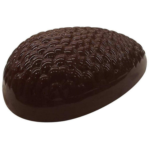 Bumps Textured Easter Egg Chocolate Mold (500g Shell)