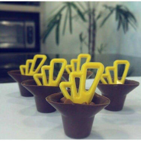 Mousse Cup Chocolate Mold N.6