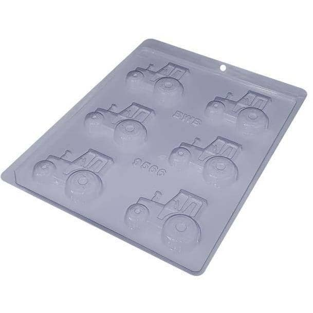 Tractor Chocolate Mold
