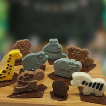 Wild Animals Chocolate Mold