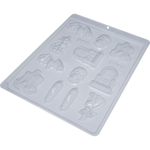 Halloween Chocolate Mold