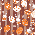 Easter Pattern 5 - Transfer Sheet For Chocolate 290 x 390 (mm)