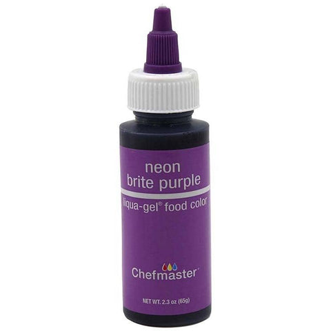 Image of LIQUA-GEL® Neon Brite Purple (2.3oz) - ViaCheff.com