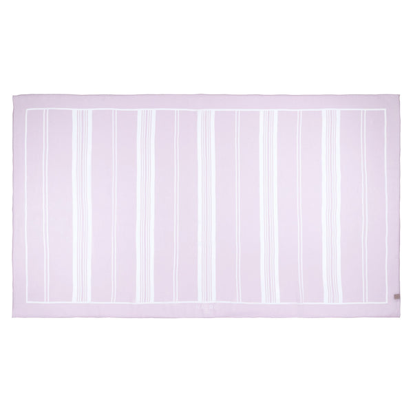 pareo lavender stripes