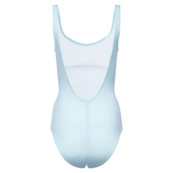 Tank one-piece suit Pastel Blue