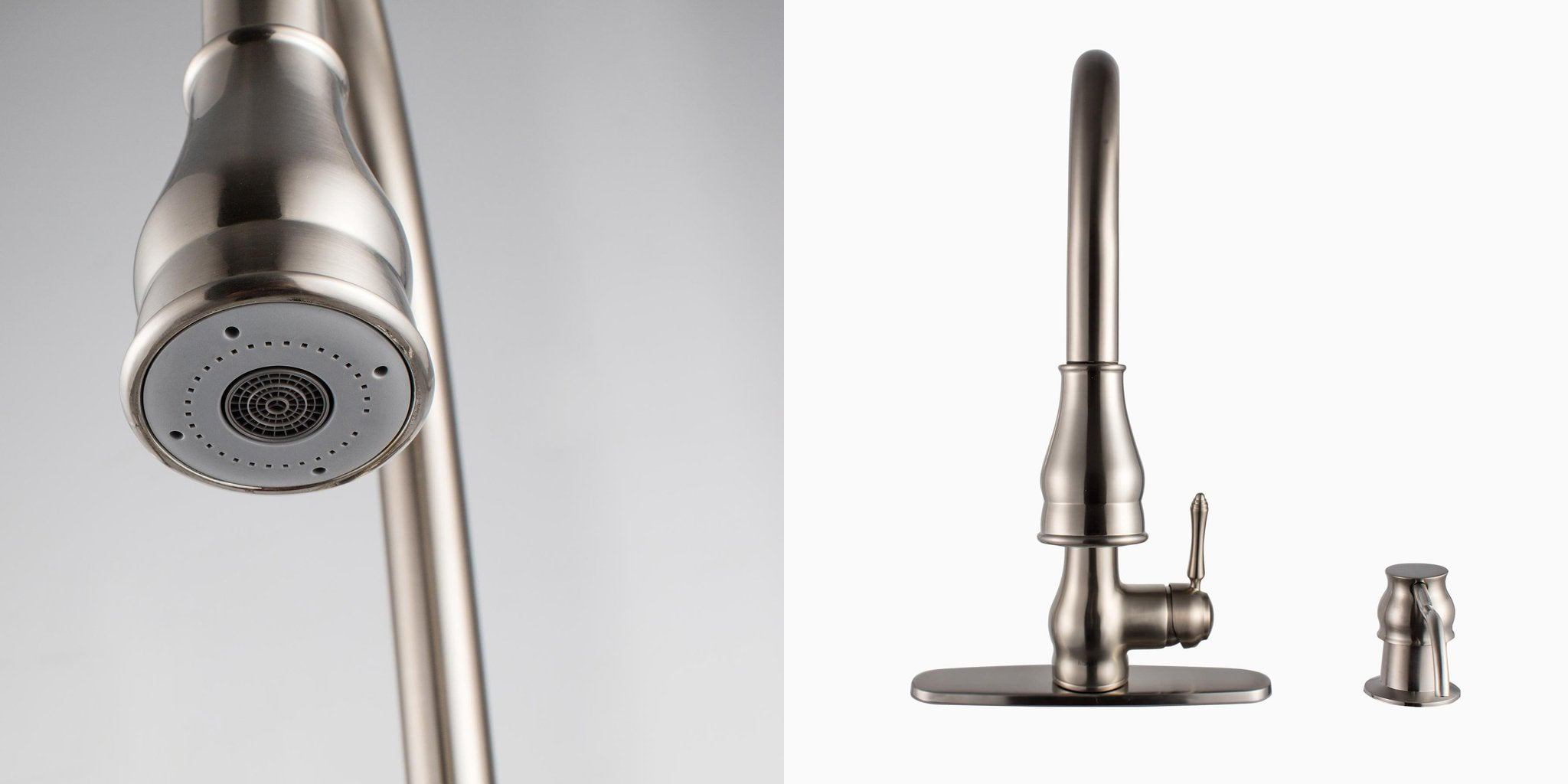 a complete guide to buying and installing a new kitchen faucet