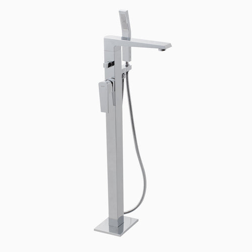Augusta Freestanding Bathtub Faucet with Hand Shower