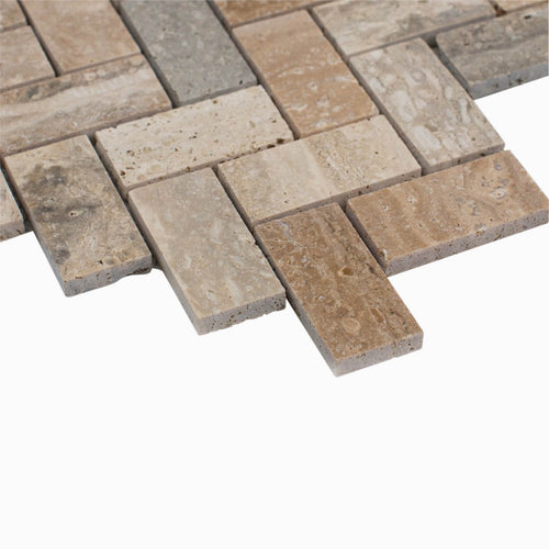 Sadie 10-Pack Mosaic Wall and Floor Tile