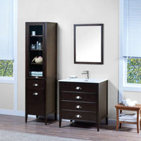 "31"" Winston Vanity Set with Single Hole Faucet"