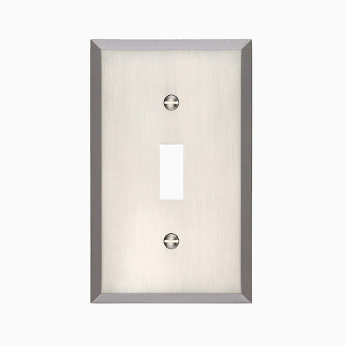 Graham Single Light Switch Cover
