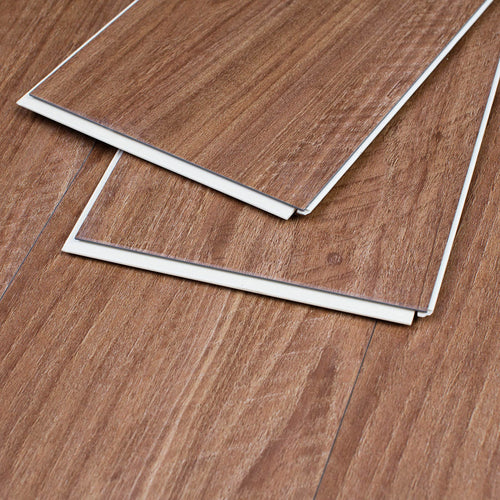 18 Sq Ft Trail Oak Luxury Vinyl Locking Plank Flooring