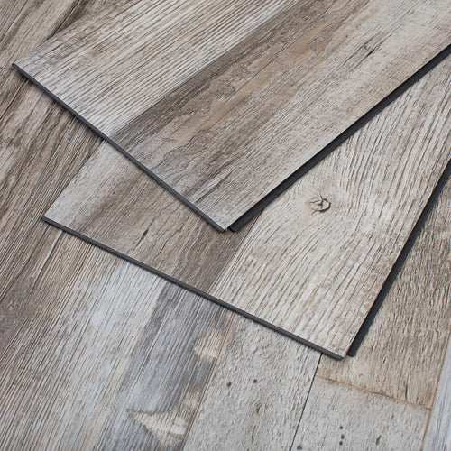 23 Sq Ft Restored Wood Vinyl Locking Plank Flooring
