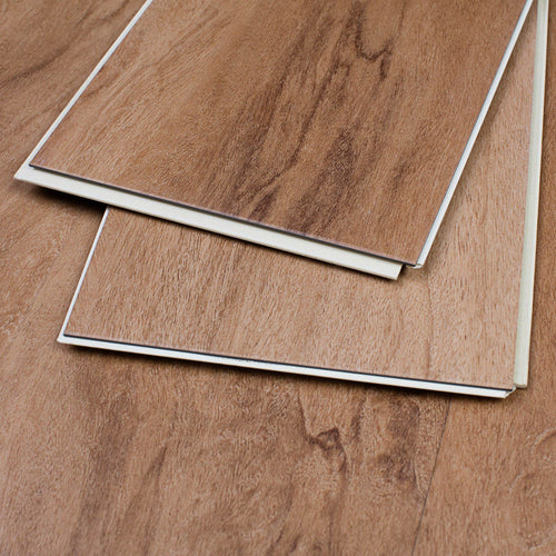 18 Sq Ft Pecan Luxury Vinyl Locking Plank Flooring