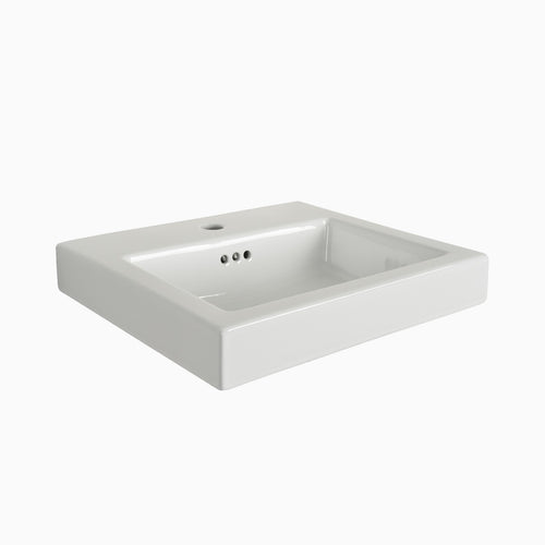 Marion Ceramic Sink Top with Single Faucet Hole