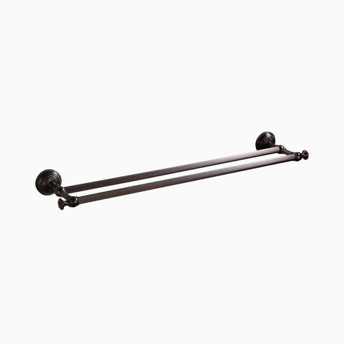 Ghent Double Towel Bar