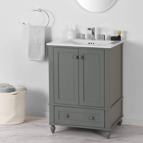 Bathroom Vanity Gray bathroom vanities & cabinets | modern bathroom furniture | maykke